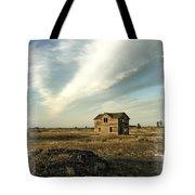 Old Prairie Homestead Tote Bag