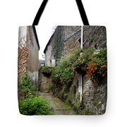 Old Quarter Of La Roche Bernard Tote Bag