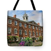 Old Queens Tote Bag