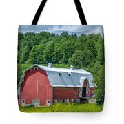 Old Red 3623c Tote Bag