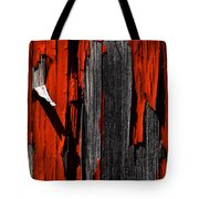 Old Red Barn Two 2 Tote Bag