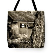 Old Red Mill Tote Bag
