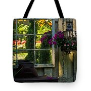 Old Reflecting The New Tote Bag