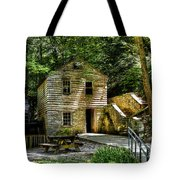 Old Rice Grist Mill Tote Bag