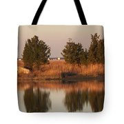 Old Roads And Bridges South Jersey Tote Bag