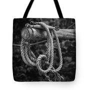 Old Rope Tote Bag