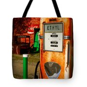 Old Route 66 Tote Bag