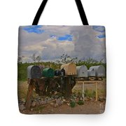 Old Rural Route Tote Bag
