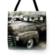 Old Rusty Tote Bag
