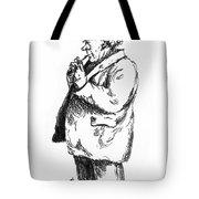 Old Sailor Tote Bag