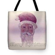 Old Saint Nicholas Greeting Card Tote Bag