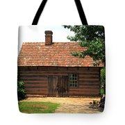 Winston-salem Nc - Old Salem Cottage Tote Bag