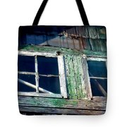 Old Salt Window Tote Bag