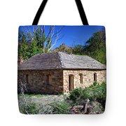 Old Sandstone Brick Farm House Nine Mile Canyon - Utah Tote Bag