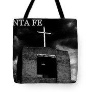 Old Santa Fe Tote Bag