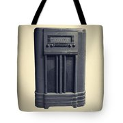 Old School Ipod Tote Bag