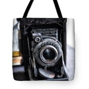 Old School Photography Tote Bag