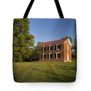 Old Schoolhouse Tote Bag