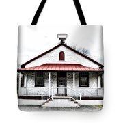Old Schoolhouse Chester Springs Tote Bag