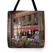 Old Shop Hamburg Tote Bag