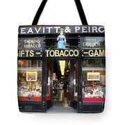 Old Shoppe - Boston Tote Bag