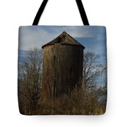 Old Silo Tote Bag