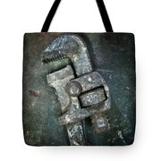 Old Spanner Tote Bag