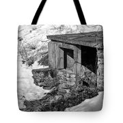 Old Spring House Tote Bag