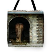 Old Stable Tote Bag