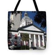 Old State Capitol - Florida Tote Bag
