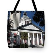 Old State Capitol - Florida Tote Bag