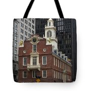 Old State House - Boston Tote Bag