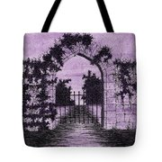 Old Stone Archway  Tote Bag