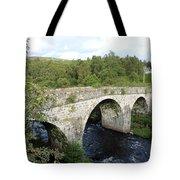 Old Stone Bridge In Scotland Tote Bag