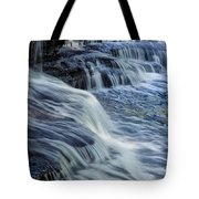 Old Stone Fort Waterfall Tote Bag