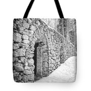 Old Stone Ruins  Tote Bag