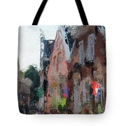Old Street Cafe Tote Bag
