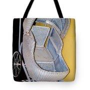 Old Stroller Tote Bag