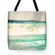 Old Surf Tote Bag