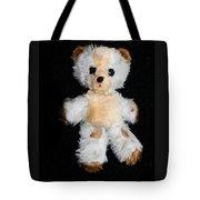 Old Teddy Bear Pepi Tote Bag