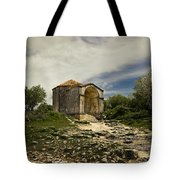 Old Temple Tote Bag