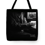Old Testament Wisdom Tote Bag by Joe Jake Pratt