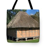 Old Thatched Barn Britain Tote Bag