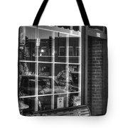 Old Time Barber Shop Tote Bag