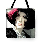 Old Time Elegance Tote Bag