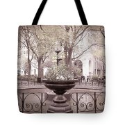 Old Time Fountain Tote Bag