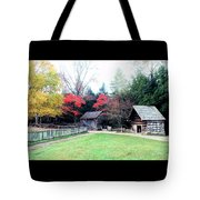 Old Time Living Tote Bag