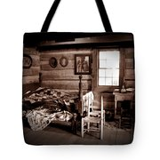 Old-time Living Tote Bag