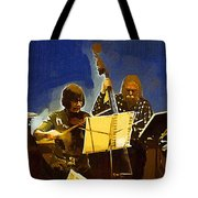 Old Time Music Tote Bag