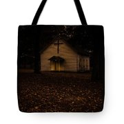That Old Time Religion Tote Bag